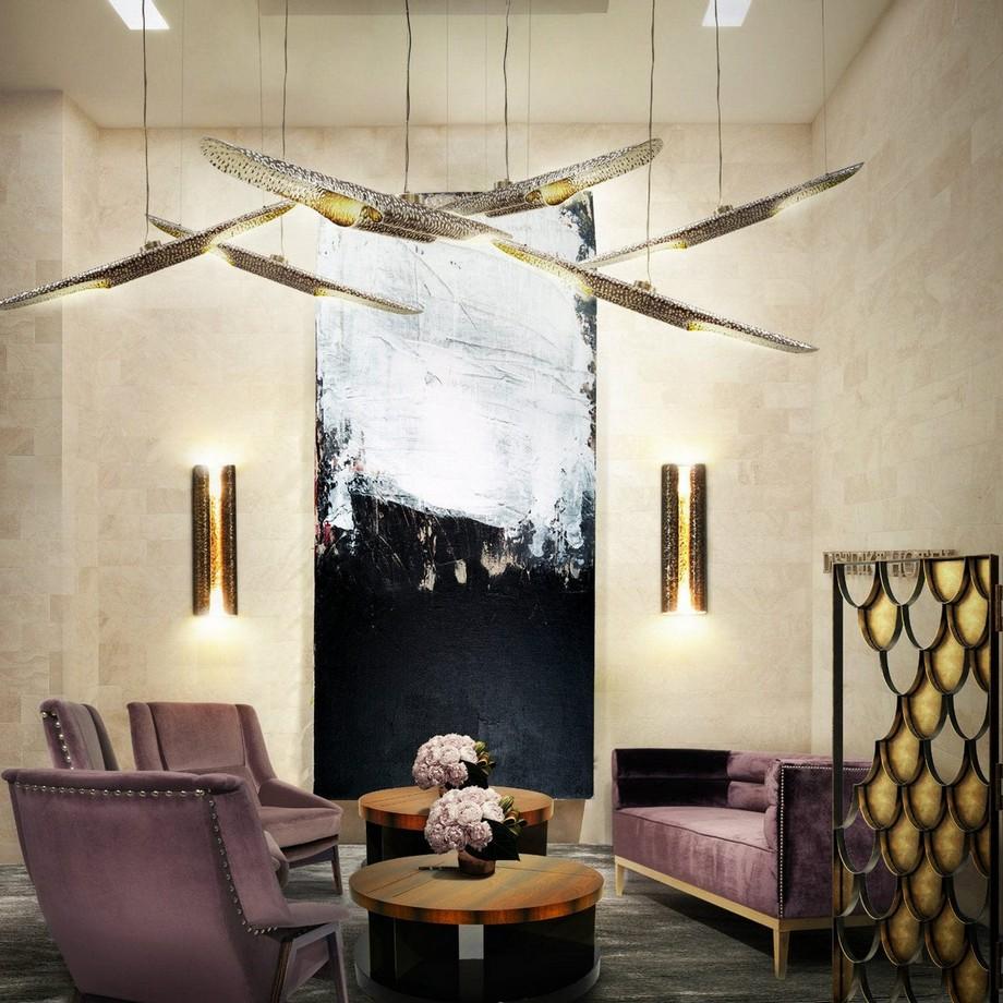 Ideas para Decorar: Accesorios Modernos para sala de estar de lujo ideas para decorar Ideas para Decorar: Accesorios Modernos para sala de estar de lujo koi
