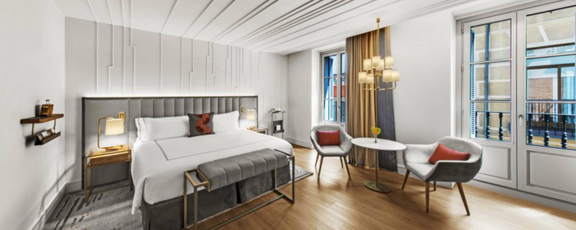 Hotel de Lujo: El Glamour en Madrid de un Hotel de los anõs 80 hotel de lujo Hotel de Lujo: El Glamour en Madrid de un Hotel de los anõs 80 Featured