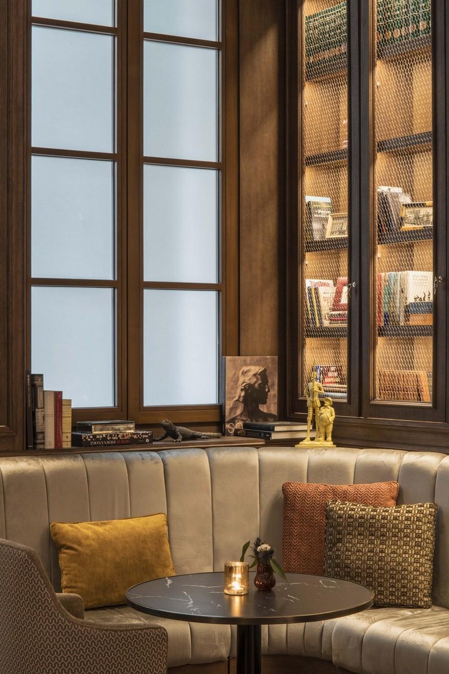 Hotel de Lujo: El Glamour en Madrid de un Hotel de los anõs 80 hotel de lujo Hotel de Lujo: El Glamour en Madrid de un Hotel de los anõs 80 Rockwell Group Revived the 1800s Glamour of Gran Hotel Ingl  s Madrid 6