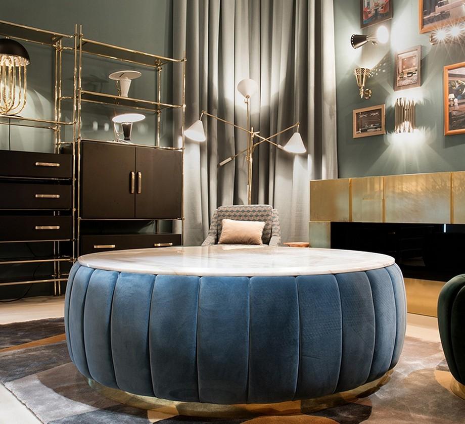Ideas para Decorar: Mesas de centro medio siglo de lujo ideas para decorar Ideas para Decorar: Mesas de centro medio siglo de lujo florece2