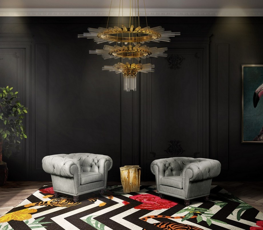 Ideas de Lujo: Alfombras para combinar con las mesas del centro ideas de lujo Ideas de Lujo: Alfombras para combinar con las mesas del centro rug society HR 1