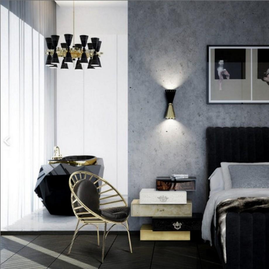 Ideas para Decorar: Tonos negros para una decoracion de cuarto de baño ideas para decorar Ideas para Decorar: Tonos negros para una decoracion de cuarto de baño 1 3 768x768