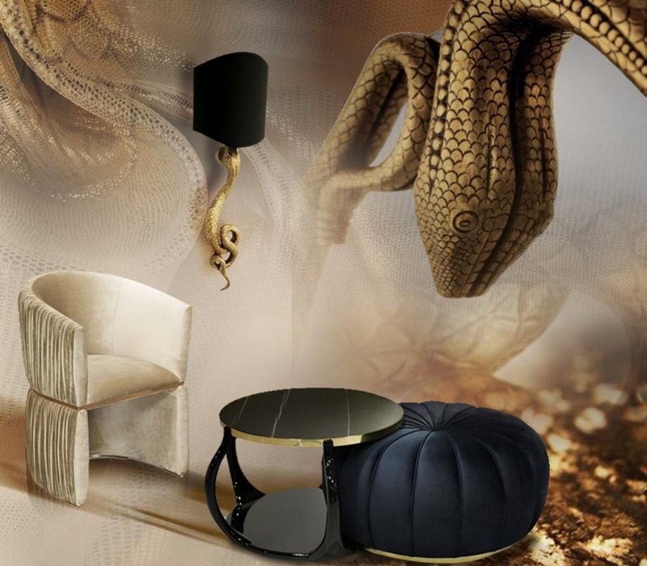Tendencias para Decorar: Ideas de mesitas lujo para proyectos tendencias para decorar Tendencias para Decorar: Ideas de mesitas lujo para proyectos 10 1