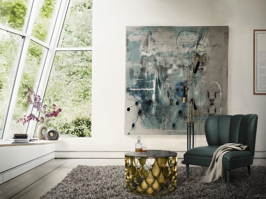 Ideas para Decorar: Mesas de Centro de lujo modernas para proyectos ideas para decorar Ideas para Decorar: Mesas de Centro de lujo modernas para proyectos 5