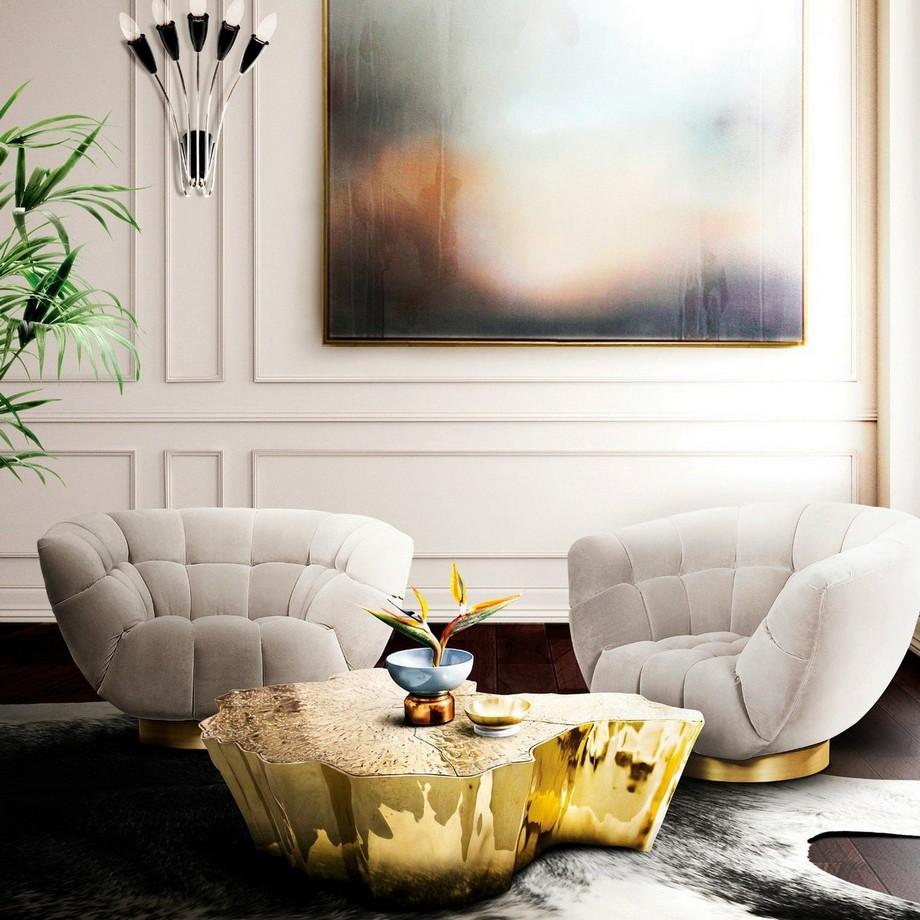Tendencias para Decorar: Ideas de mesitas lujo para proyectos tendencias para decorar Tendencias para Decorar: Ideas de mesitas lujo para proyectos 6 2