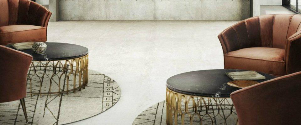 Ideas para Decorar: Mesas de Centro de lujo modernas para proyectos