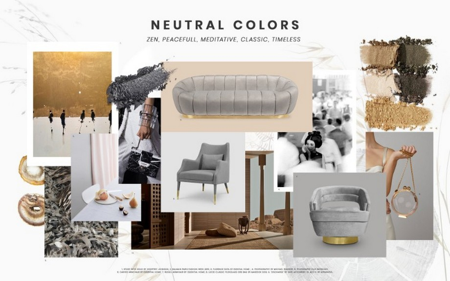 Tendencias de color: Moodboards de lujo para 2019 tendencias de color Tendencias de color: Moodboards de lujo para 2019 Searching for Some Design Inspiration We Have The Moodboards You Need 1
