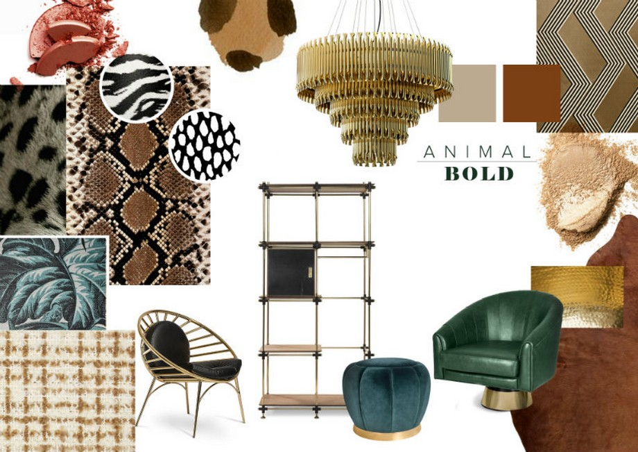 Tendencias de color: Moodboards de lujo para 2019 tendencias de color Tendencias de color: Moodboards de lujo para 2019 Searching for Some Design Inspiration We Have The Moodboards You Need 10