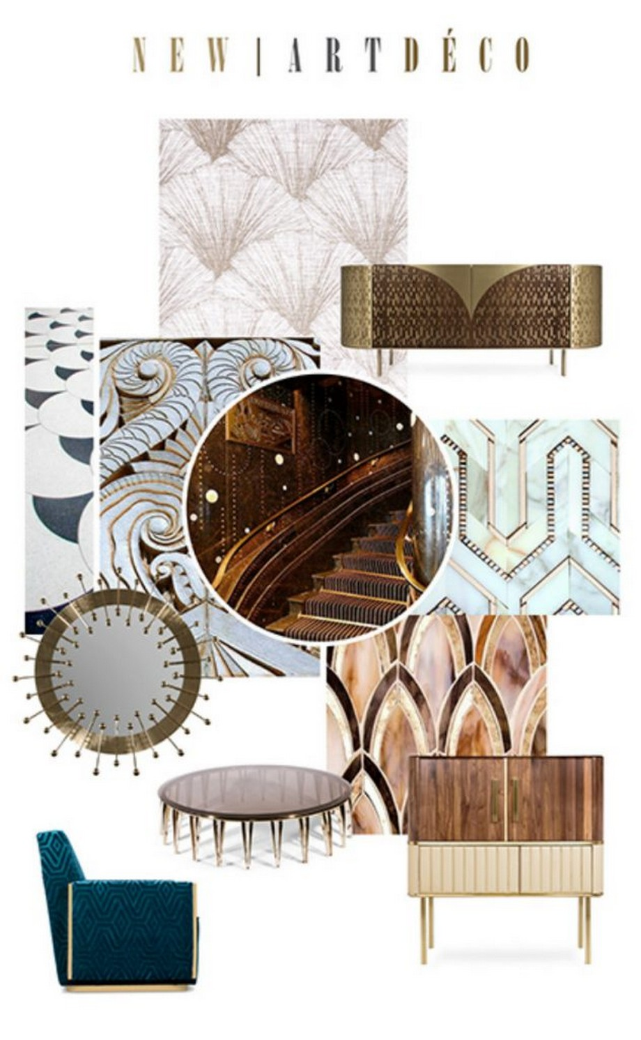 Tendencias de color: Moodboards de lujo para 2019 tendencias de color Tendencias de color: Moodboards de lujo para 2019 Searching for Some Design Inspiration We Have The Moodboards You Need 7 1