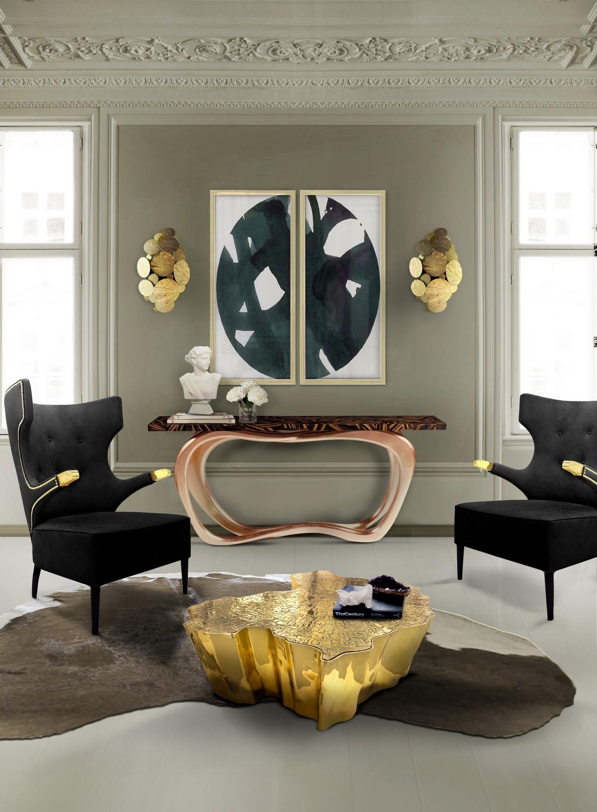 Ideas para Decorar: Mesas de centro exóticas para proyectos de lujo ideas para decorar Ideas para Decorar: Mesas de centro exóticas para proyectos de lujo edensmall