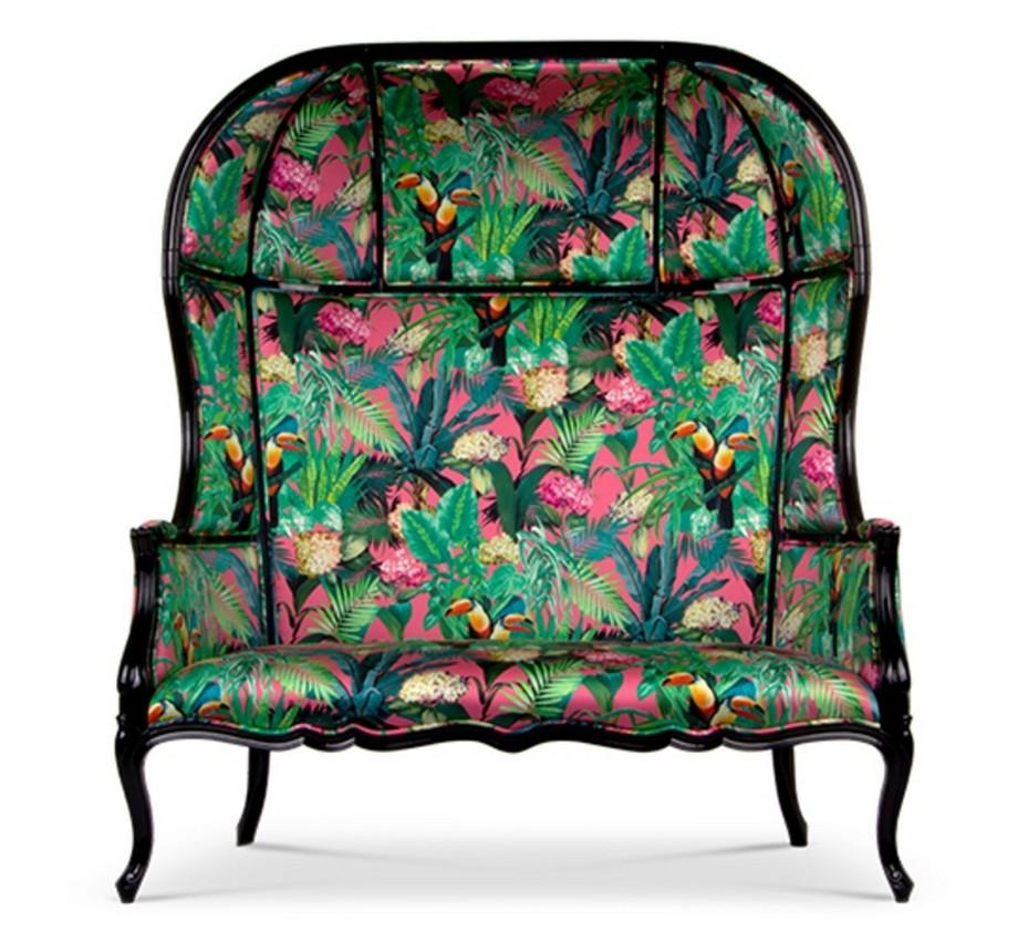 Tendencias de Diseño: Ideas de lujo para proyectos con telas florais