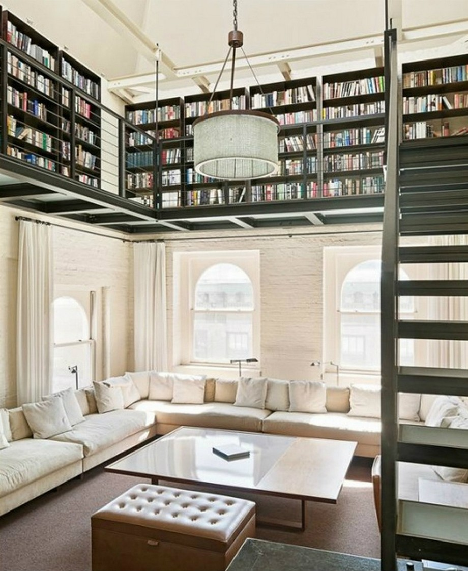 Ideas para Decorar: biblioteca de lujo para un proyecto de casa ideas para decorar Ideas para Decorar: biblioteca de lujo para un proyecto de casa 6 Ideas For A Luxury Home Library 05