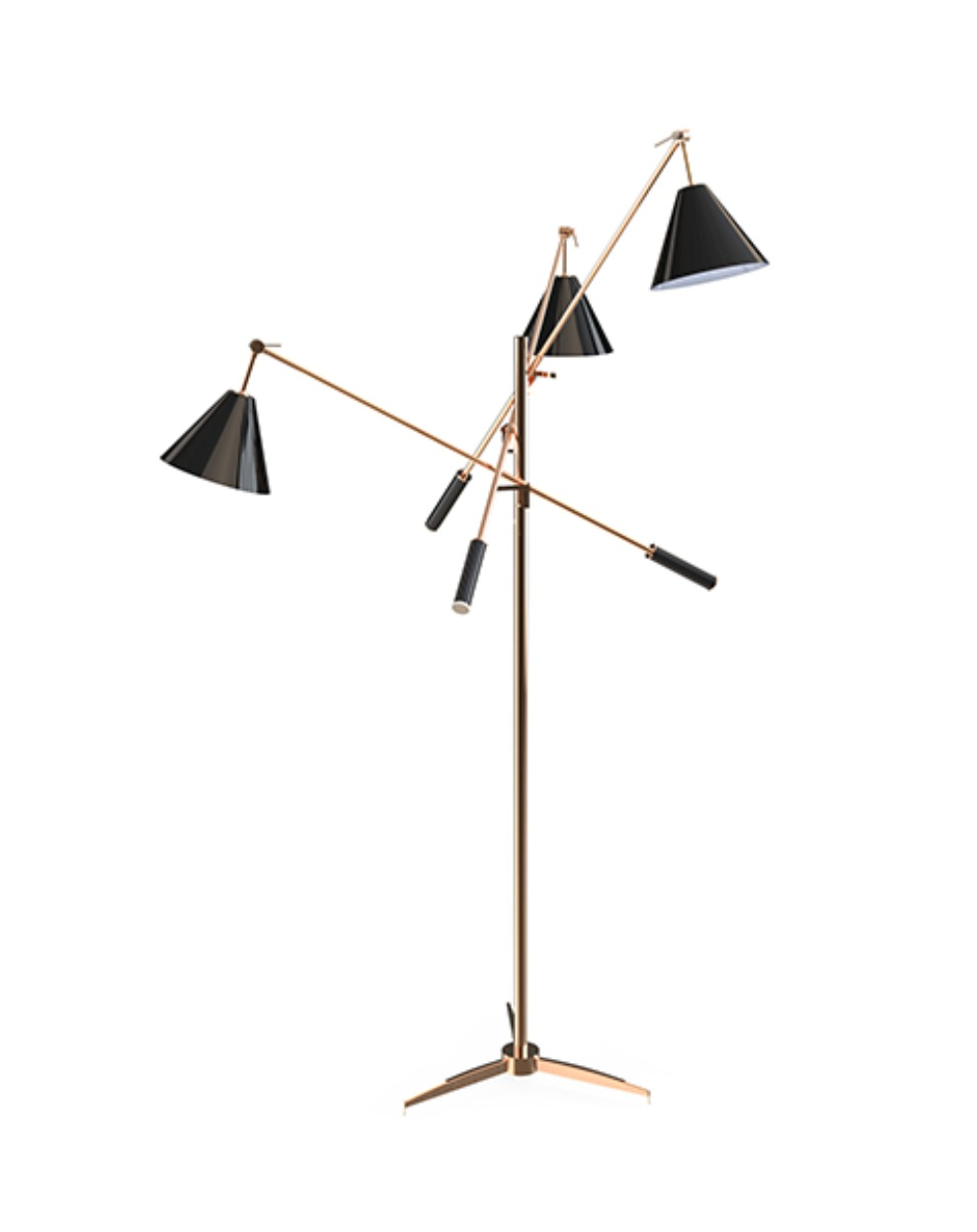 Tendencias para Decorar: Lampara de lujo para proyectos de medio siglo tendencias para decorar Tendencias para Decorar: Lampara de lujo para proyectos de medio siglo Essential Home Takeover The Best Mid Century Floor Lamp For Your Home 6