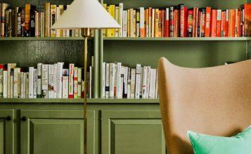 Ideas para Decorar: biblioteca de lujo para un proyecto de casa firma de lujo Firma de lujo: Architects INK proyectos de arquitectura y interiorismo Featured1 357x220