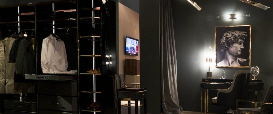 Tendencias para Decorar: Ideas de decoración para armario de lujo