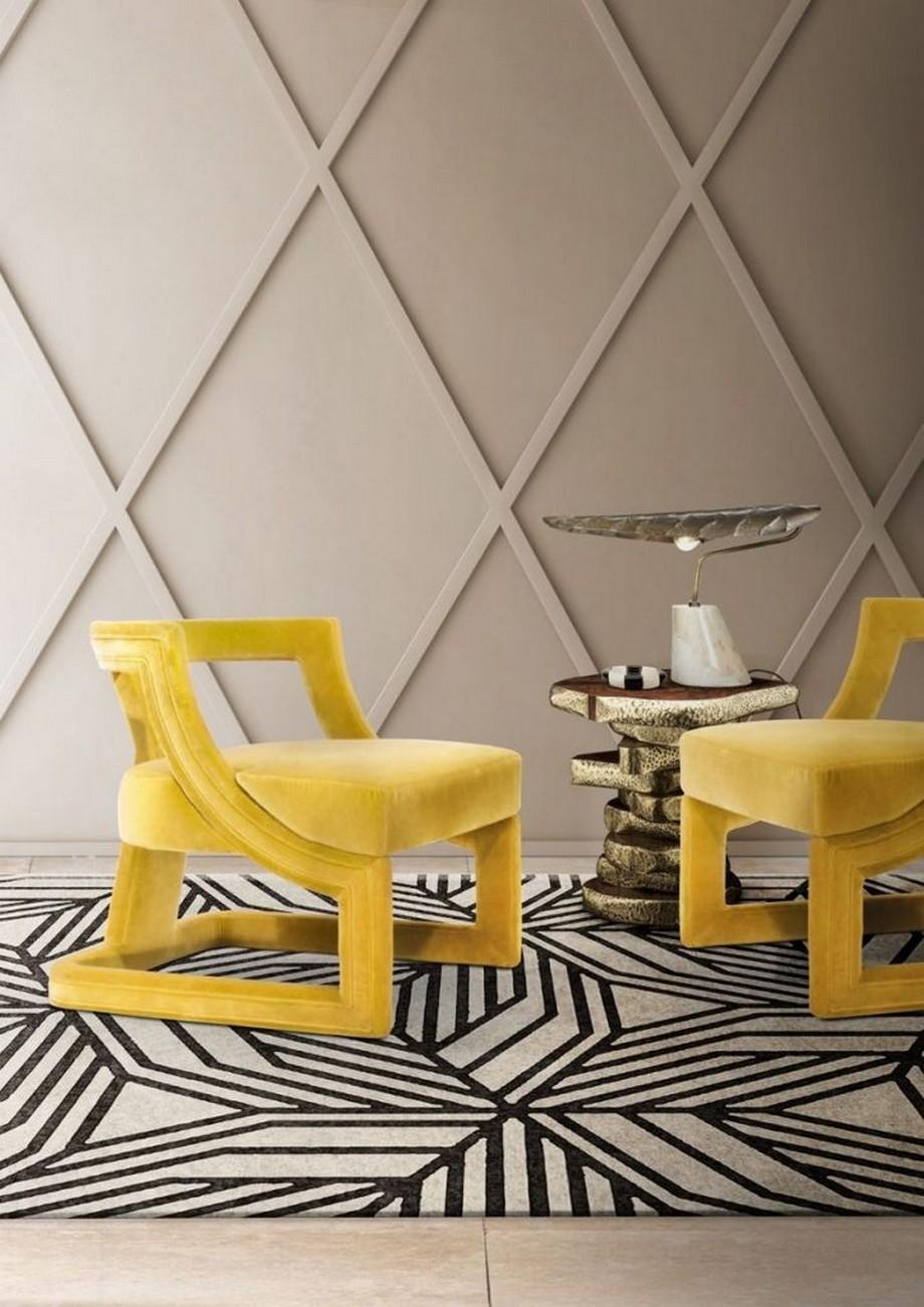 Tendencias para Decorar: Ideas para un proyecto de verano lujuoso tendencias para decorar Tendencias para Decorar: Ideas para un proyecto de verano lujuoso mellow yellow 724x1024