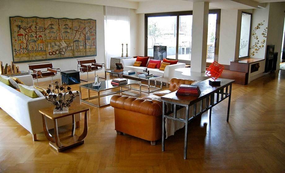 Interiorismo de lujo: Inés Benavides un estudio de lujo en Madrid interiorismo de lujo Interiorismo de lujo: Inés Benavides un estudio de lujo en Madrid contemporary living room 1