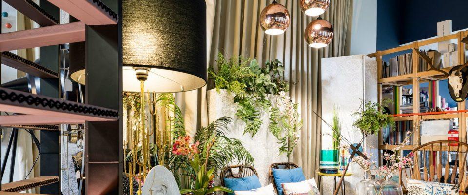 Interiorismo de lujo: Artefactum una loja lujuosa en Sevilla