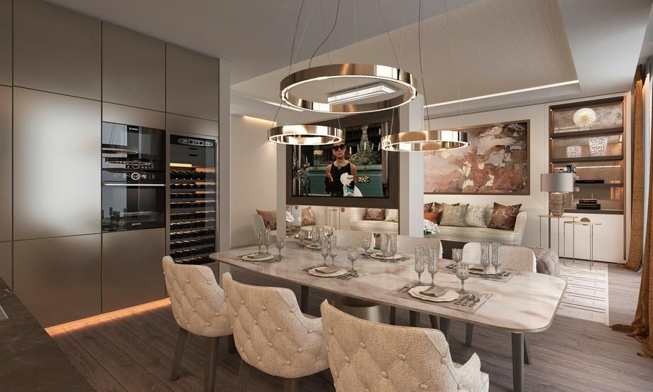 Diseño lujuoso: AALTO Furniture proyectos fantasticos en Marbella diseño lujuoso Diseño lujuoso: AALTO Furniture proyectos fantasticos en Marbella 30 11 17 Smolensky Cocina