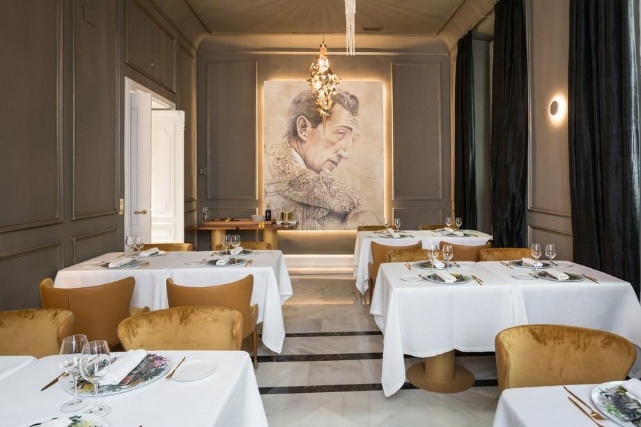 Restaurante de lujo: La Casa de Manolete Bistró para visitares en Córdoba restaurante de lujo Restaurante de lujo: La Casa de Manolete Bistró para visitares en Córdoba 3B2A4988