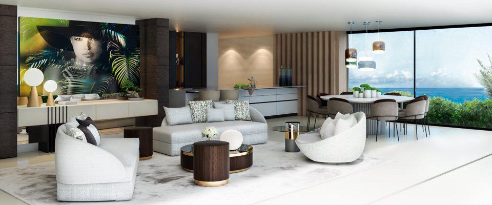 Diseño lujuoso: AALTO Furniture proyectos fantasticos en Marbella