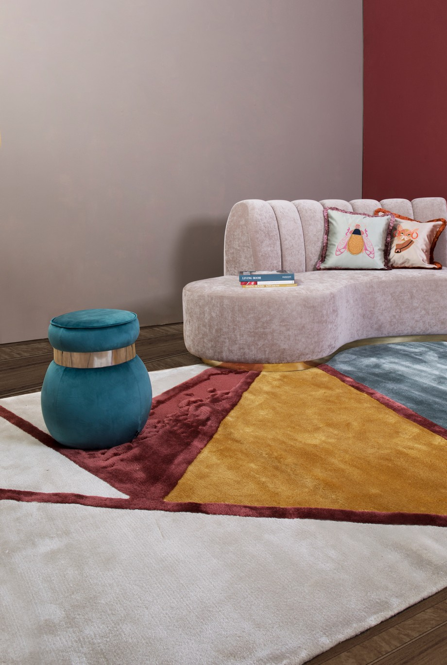 Sofas de lujo: Ideas de sala de estar para proyectos lujuosos sofas de lujo Sofas de lujo: Ideas de sala de estar para proyectos lujuosos ambience 191 HR